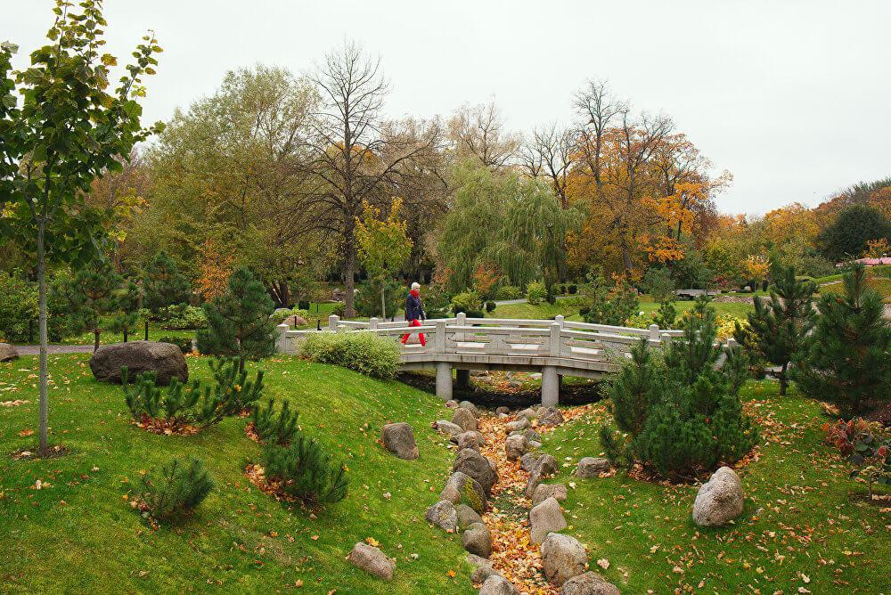 Kadrioru pargi Jaapani aia kivisild